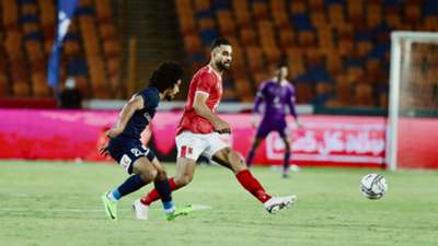 الأهلي - إنبي - عمرو السولية
