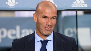 Zinedine Zidane Real Madrid
