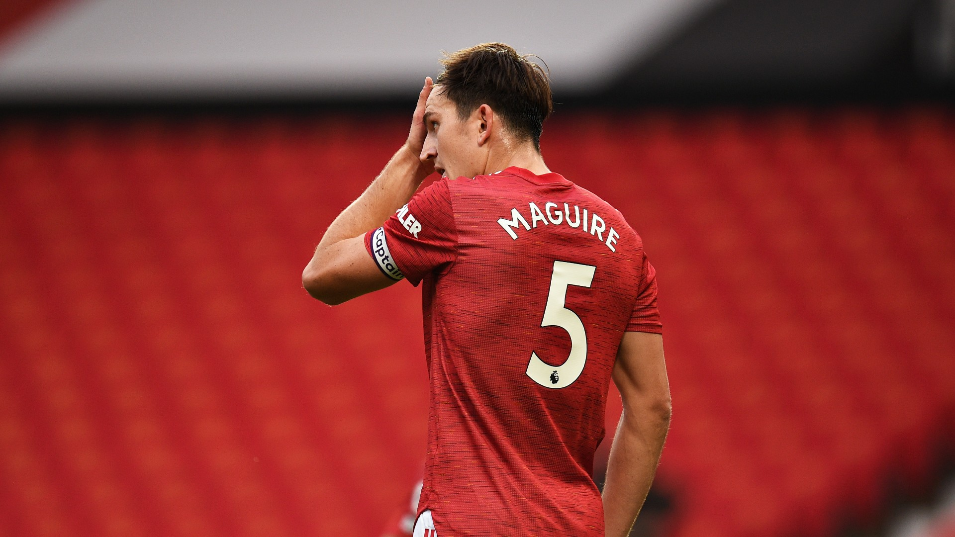 Ferdinand calls for Man Utd to rest Maguire after rough patch