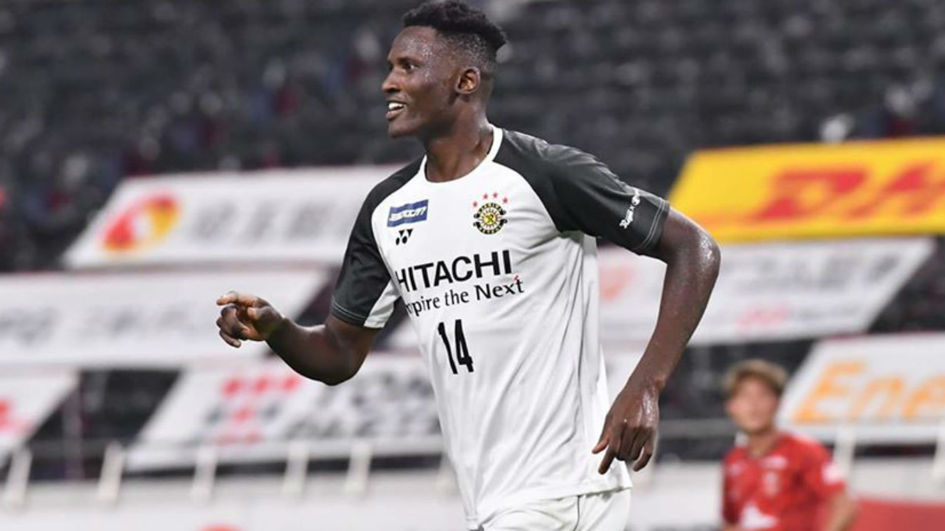 Olunga: Kenya forward strikes again as Kashiwa Reysol see off Nagoya Grampus