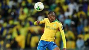 Thapelo Morena of Sundowns vs AS Vita Club