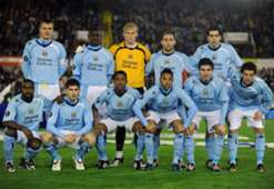 Manchester city 2008.