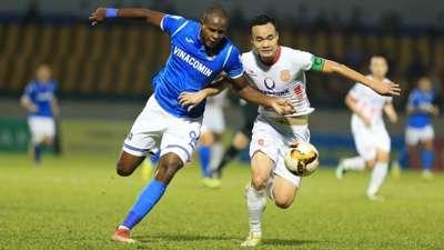 Than Quảng Ninh Nam Định Vòng 6 V.League 2018