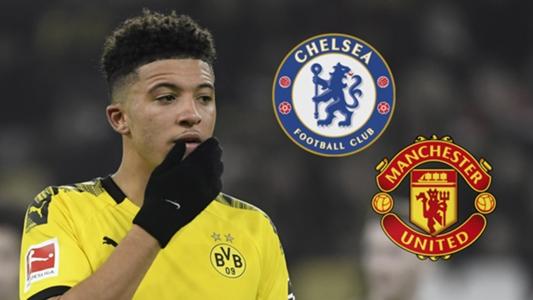 Poker um BVB-Star Jadon Sancho: Manchester United hat gegenüber Chelsea die Nase vorn | Goal.com