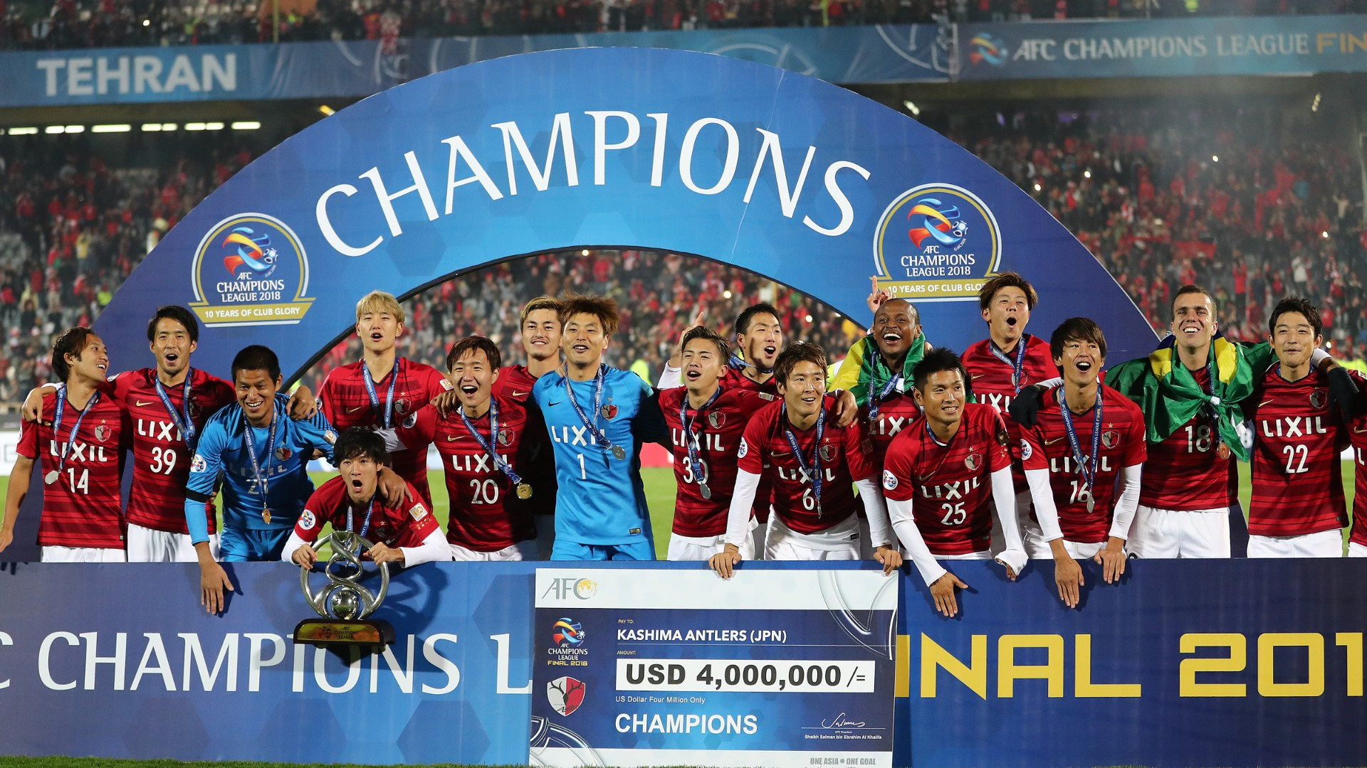 All You Need To Know About The Afc Champions League Finals Dates Channels Prize Money And More Goal Com