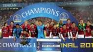 AFC Champions League Trophy Prize Money Kashima Antlers Persepolis AFC Champions League Final 10112018