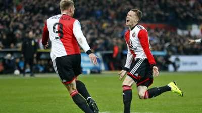 Sam Larsson Feyenoord 12022018