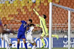 AFC Champions League, Eastern 0:5 lost to Suwon Bluewings.