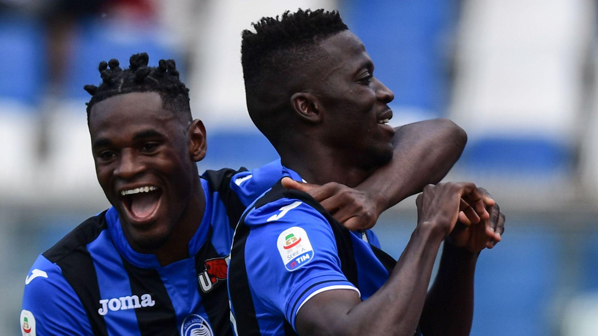Musa Barrow helps Atalanta chase Inter Milan for Champions League ...