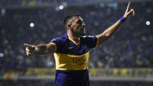Ramon Wanchope Abila Boca Athletico Paranaense Copa Libertadores 31072019