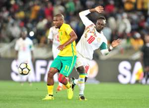 South Africa, Kamohelo Mokotjo & Senegal, Sadio Mane