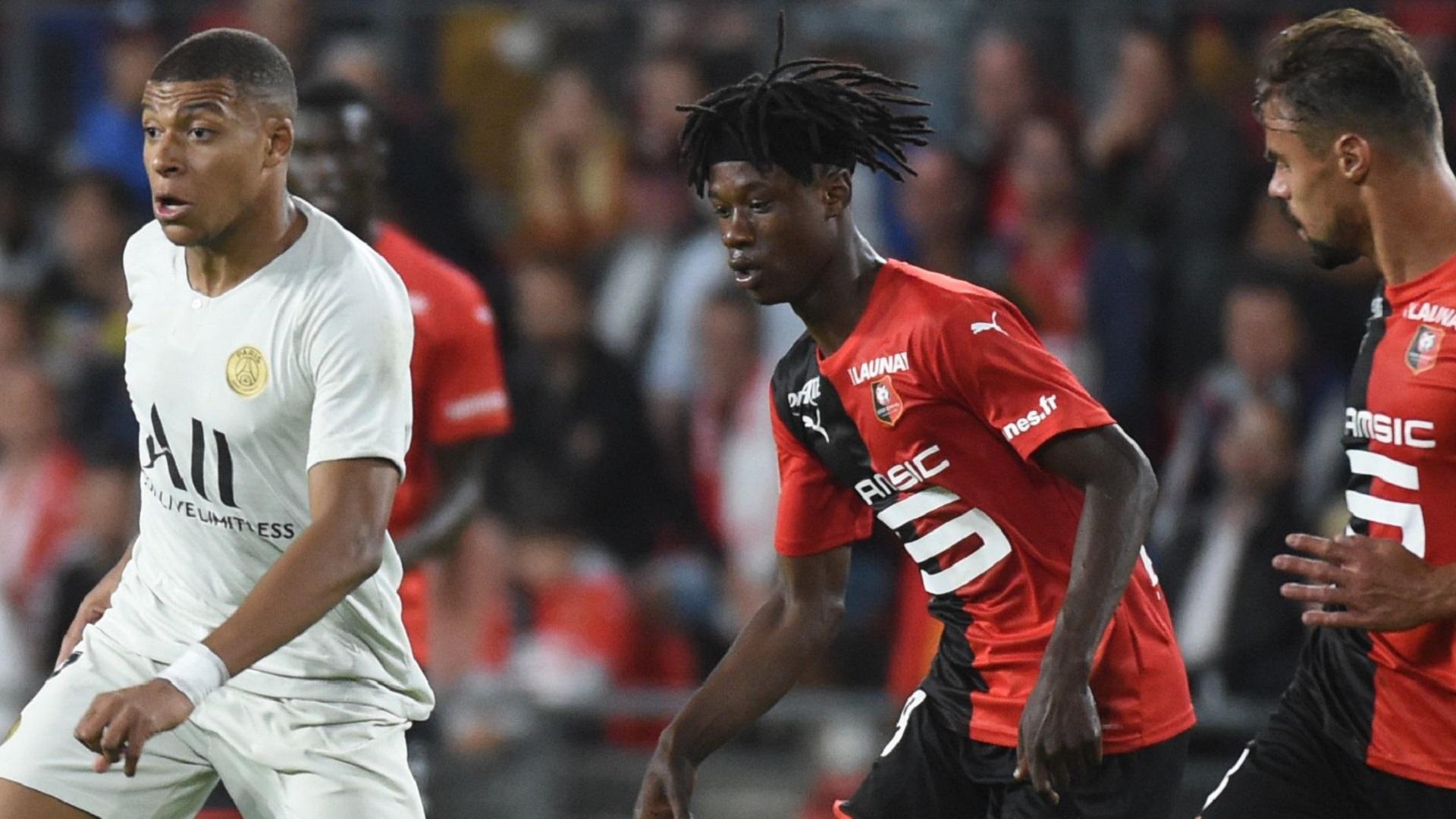 Stade Rennais - Julien Stéphan couve la pépite Eduardo Camavinga