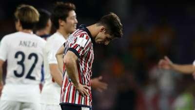 Isaac Brizuela Chivas Kashima Club World Cup