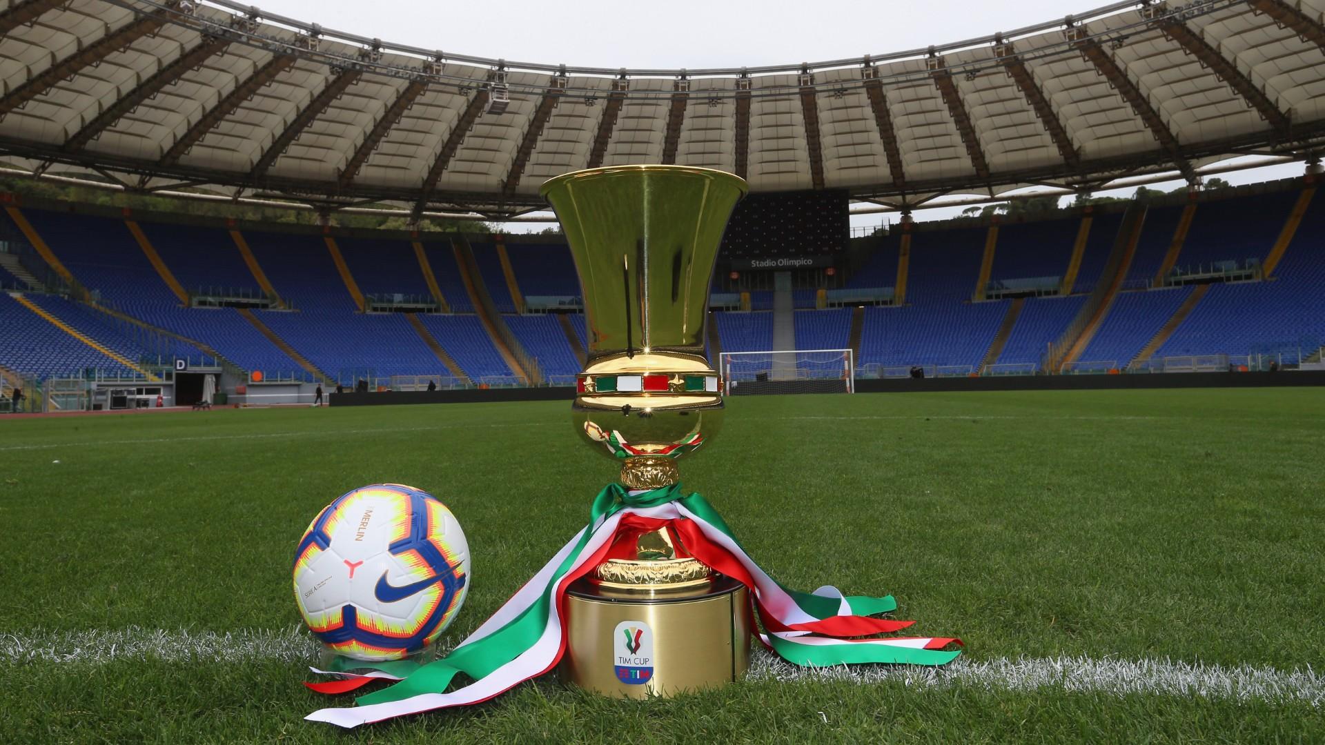 Coppa Italia 2020 2021 Tabellone Calendario E Risultati Goal Com