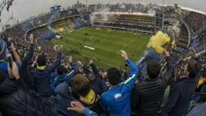 Fans Boca Juniors River Plate Primera Division Argentina 14052017