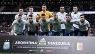 Argentina Team Venezuela Friendly 22032019