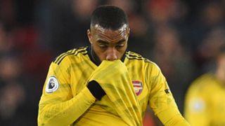 Alexandre Lacazette, Arsenal away