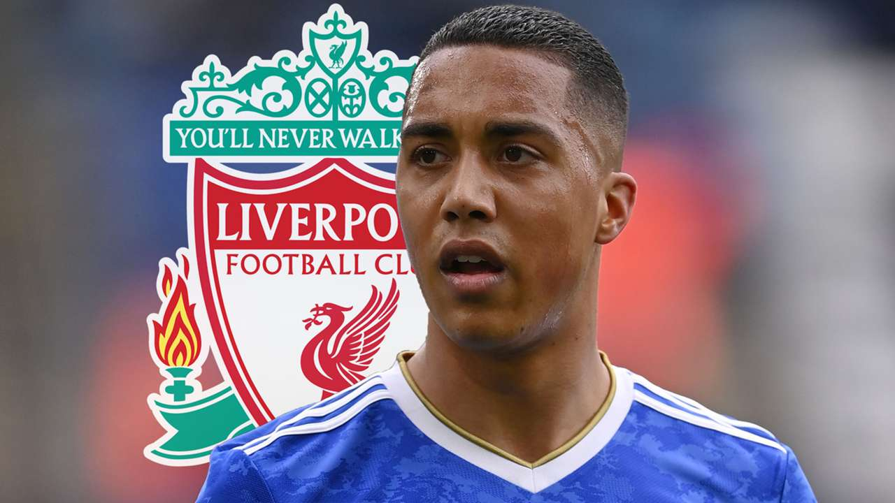 Youri Tielemans Leicester City 2020-21
