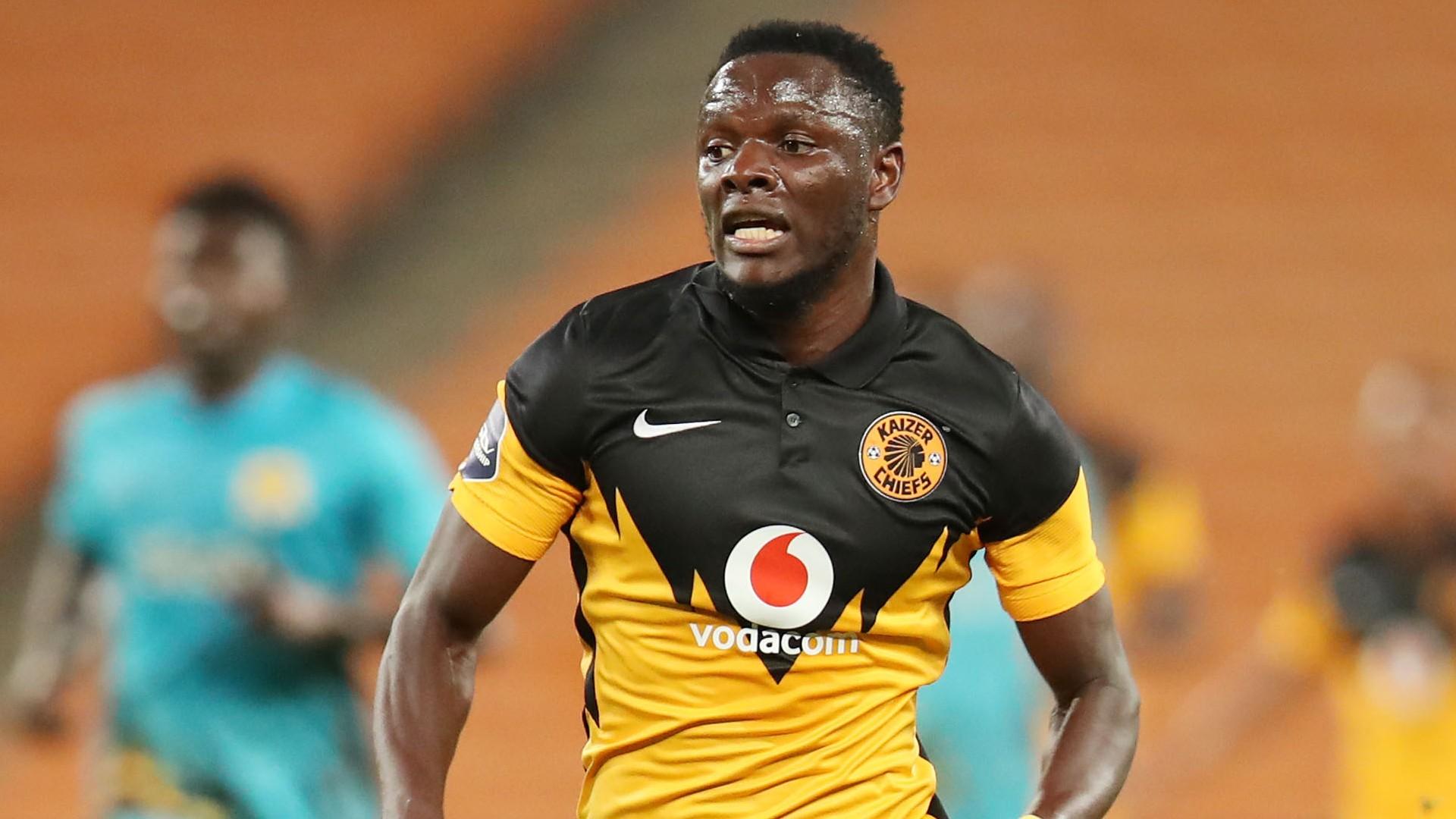 Kaizer Chiefs' Kambole set for Yanga SC talks