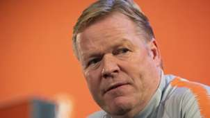 Ronald Koeman Netherlands 11122019