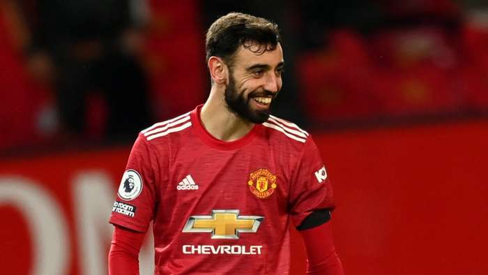 Bruno Fernandes, Man Utd, Premier League 2020-21