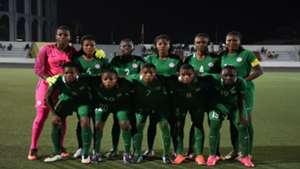 Super Falcons - WAFU Women's Cup