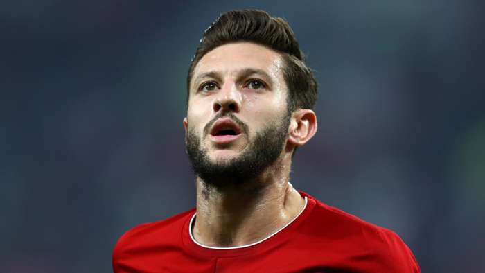 Adam Lallana Liverpool 2019-20