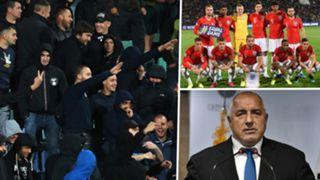 Bulgaria England Boyko Borisov