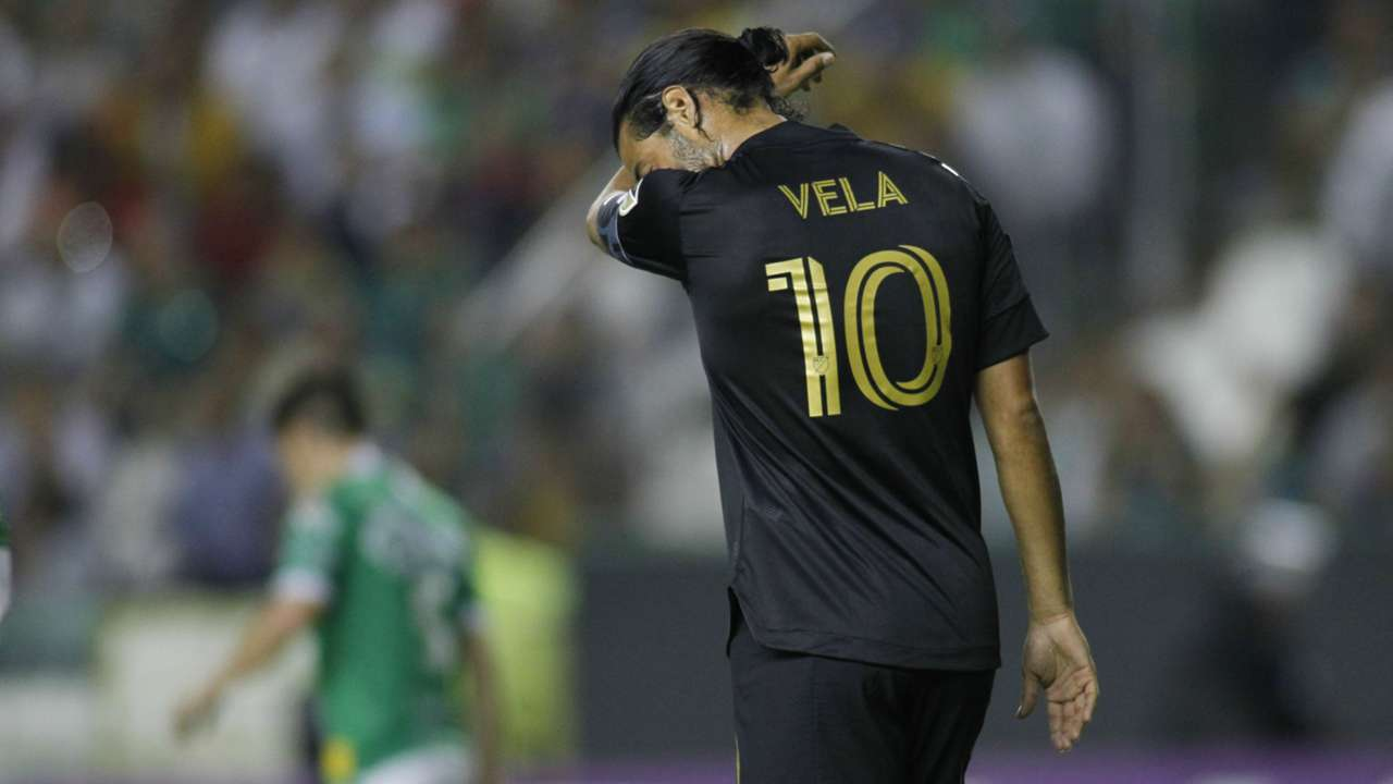 Vela LAFC Leon 2020