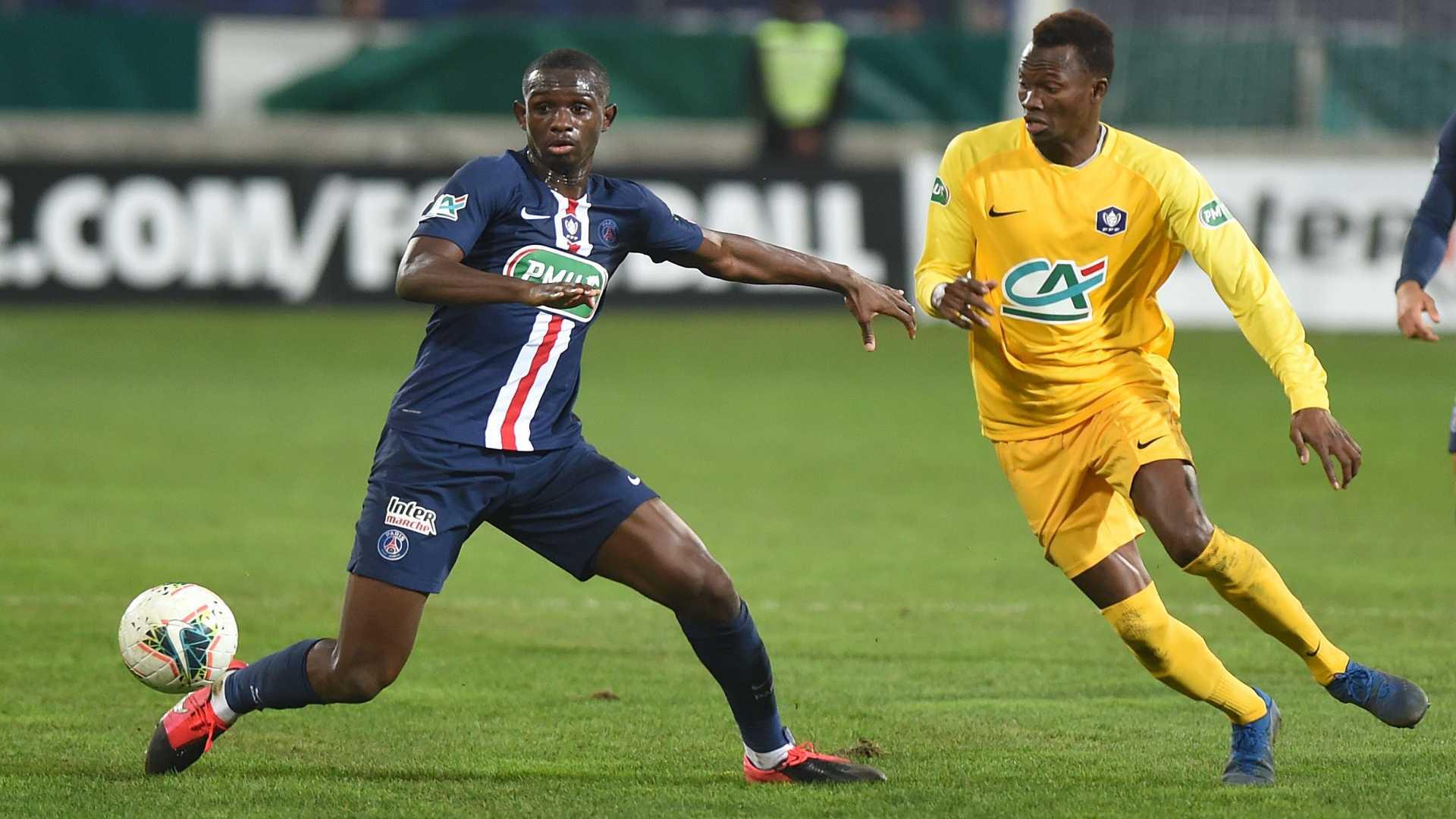 """PSG-Dijon, Thomas Tuchel : """"Pas le moment de stopper la dynamique de Cavani"""""""