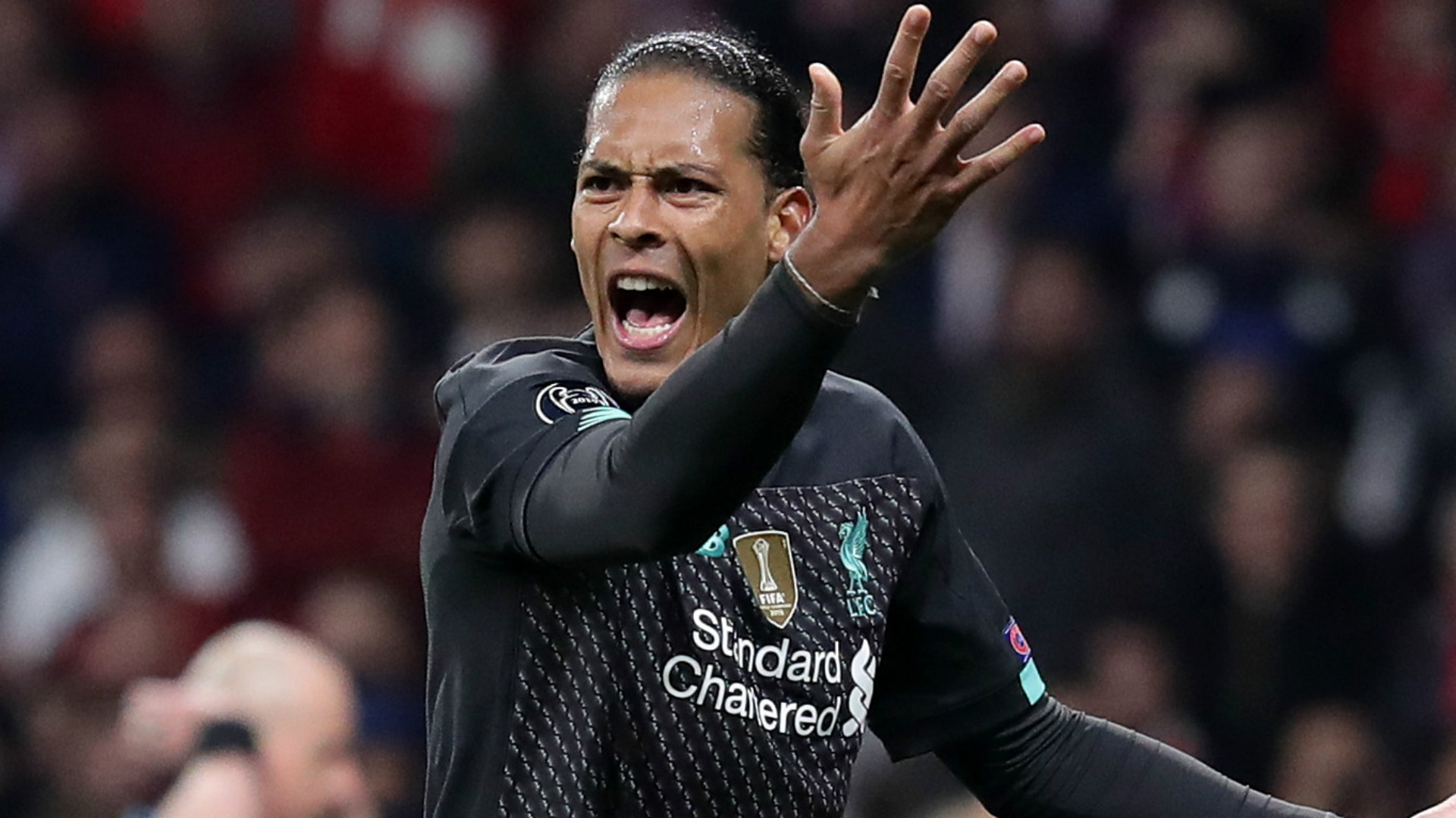 Van Dijk sounds ominous warning to rivals as Liverpool star claims he can get even better
