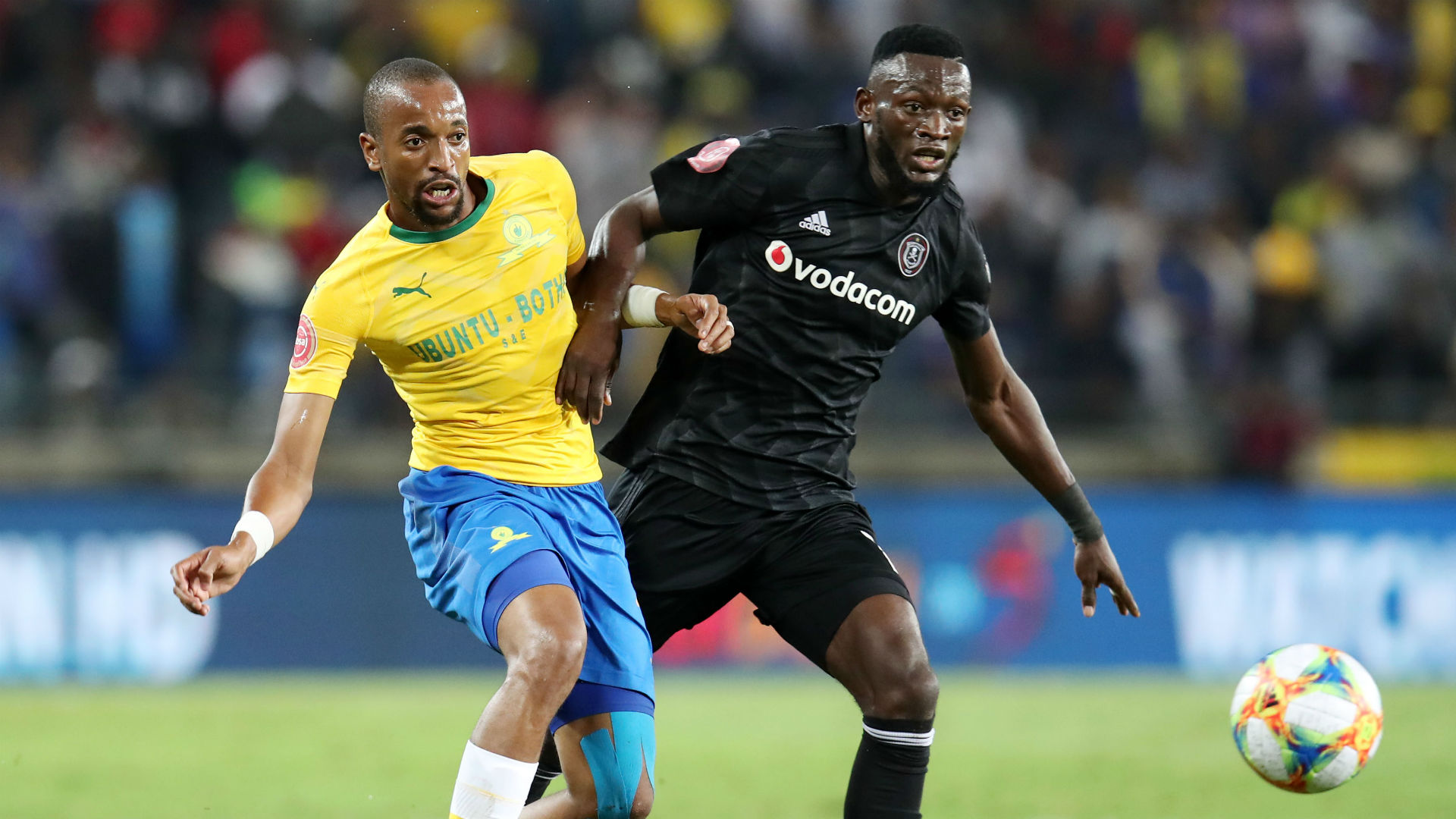 Orlando Pirates vs Mamelodi Sundowns: The last five matches