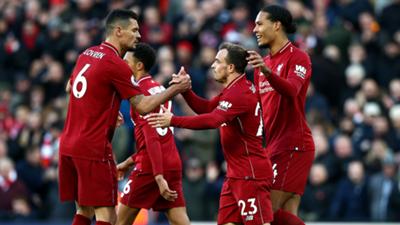 Dejan Lovren Liverpool 2018