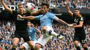 David Silva Manchester City 2019-20