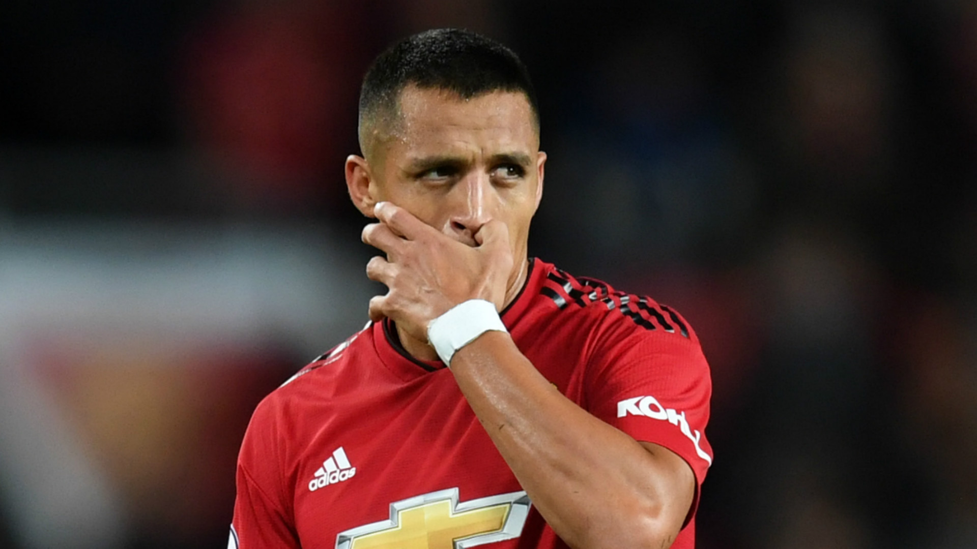'Maybe he saw a ghost!' - Ex-Man Utd winger Sanchez mocked by Rafael as he claims he 'played so bad every time'