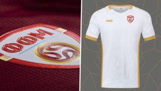 North Macedonia Euro 2020 kit away