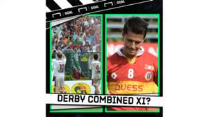 Kolkata Derby Combined XI Cover