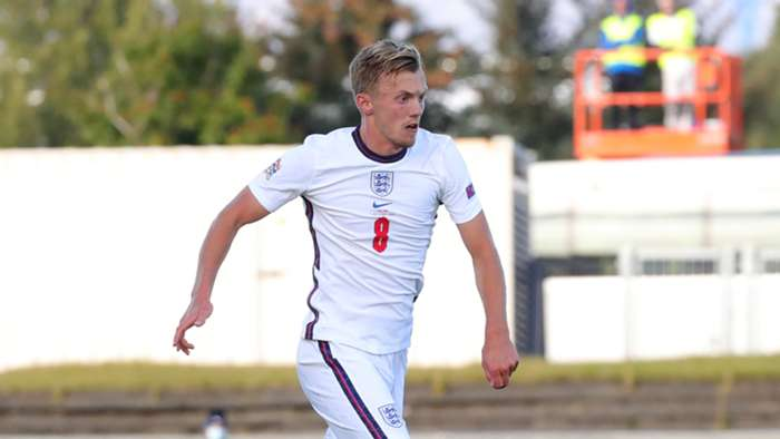 James Ward-Prowse England 2020