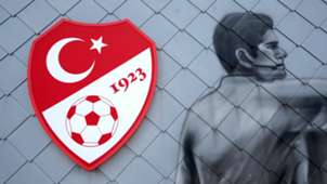 TFF logo Turkish Football Federation