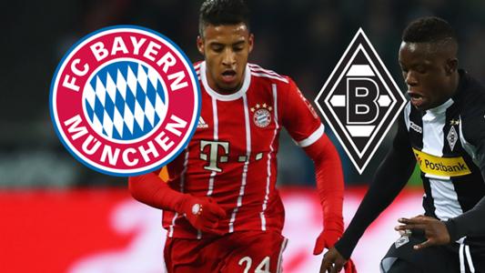 Fc Bayern Gegen Mönchengladbach