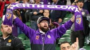 Perth Glory fan