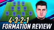 FIFA 19 Formation review
