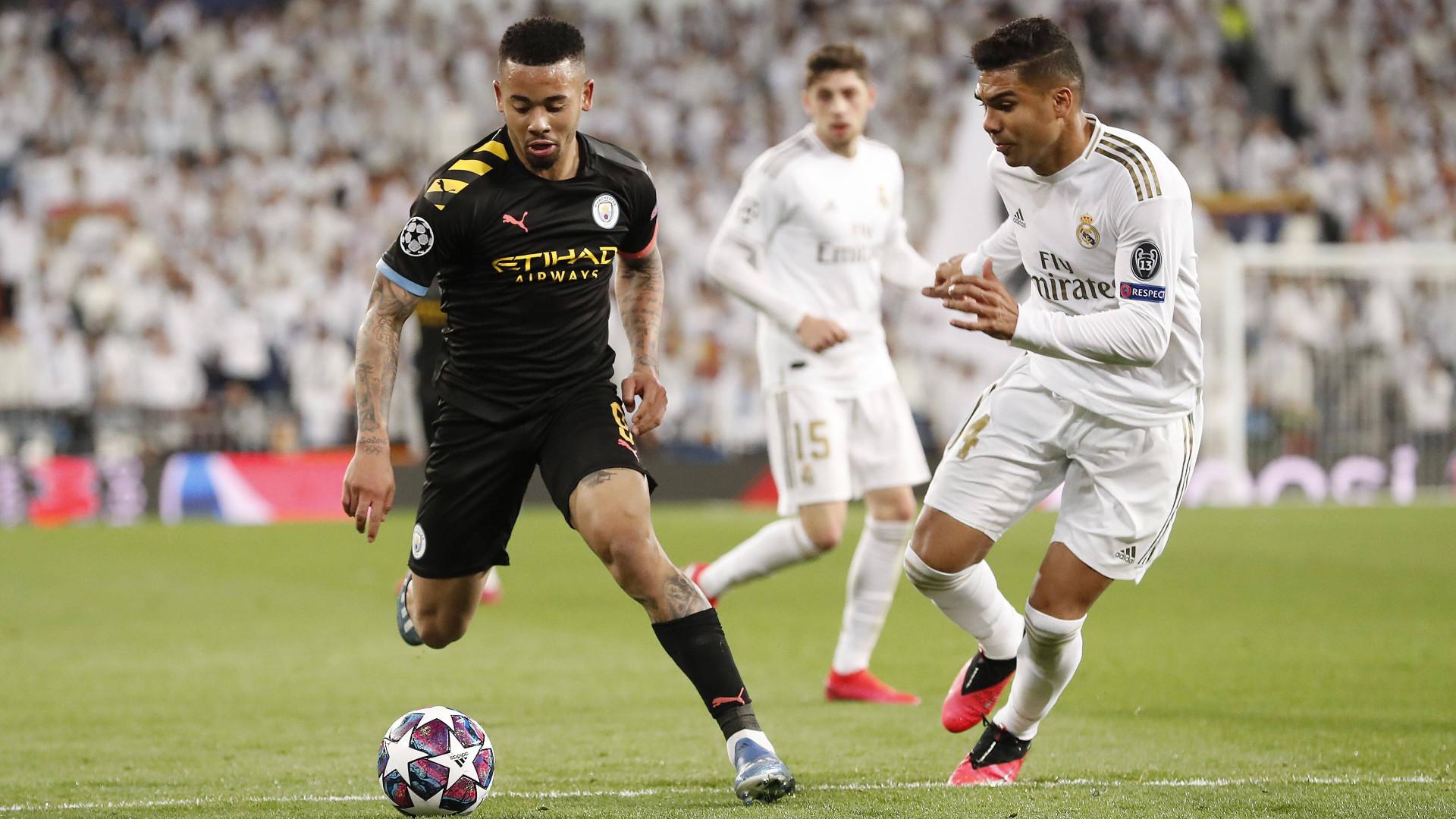 VIDÉO - Le Real Madrid prépare son choc face à Manchester City