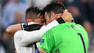 Buffon, Dybala - Juventus