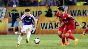 Nguyen Quang Hai Hanoi vs Ho Chi Minh City V.League 2019