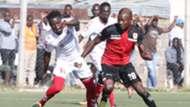 Bob Mugalia of Shabana v FC Talanta.
