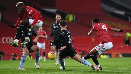 El resumen del Manchester United vs. Aston Villa de la Premier League 2020-2021: vídeo, goles y estadísticas   Goal.com