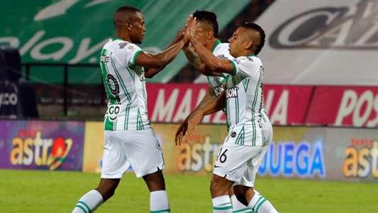 Nómina de Atlético Nacional vs. Águilas Doradas, por la Liga BetPlay 2020: convocados, titulares y suplentes | Goal.com