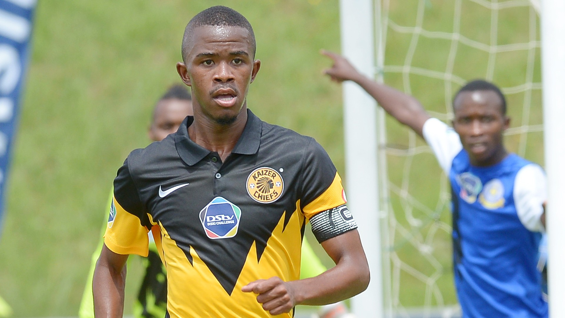 'Radebe was all over the place like a headless chicken' - Kaizer Chiefs' Baxter
