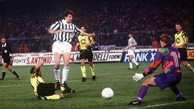 Borussia Dortmund Juventus Turin UEFA Cup Final 1993